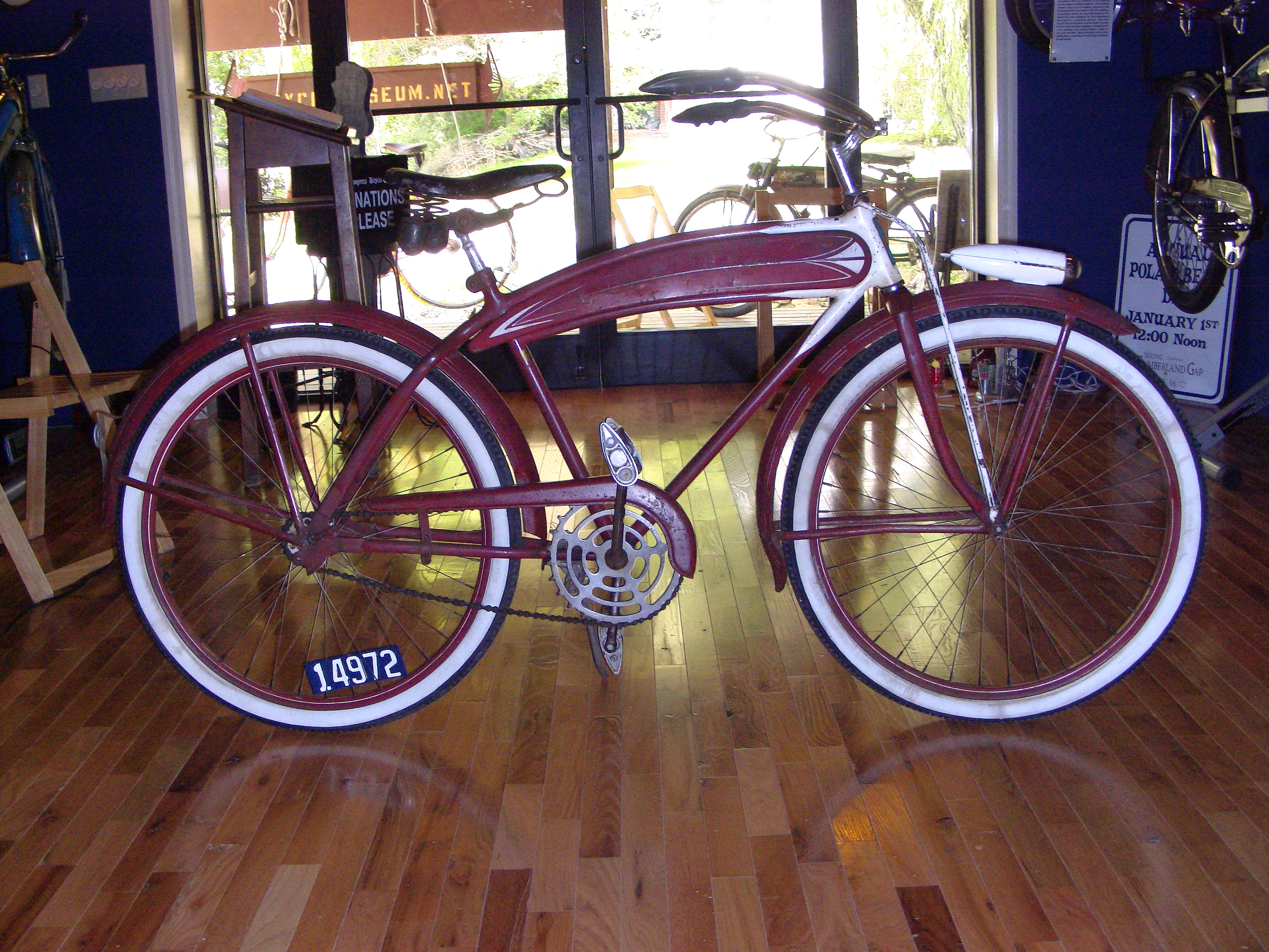 national bicycle Over 750 bicycles and thousands of irreplaceable vintage bicycle parts, tools and historical artifacts have been stolen from nbhaa's deep storage this is the largest theft of classic bicycles and parts in history.